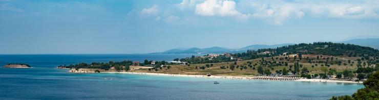 Agios Ioannis Beach, Halkidiki.