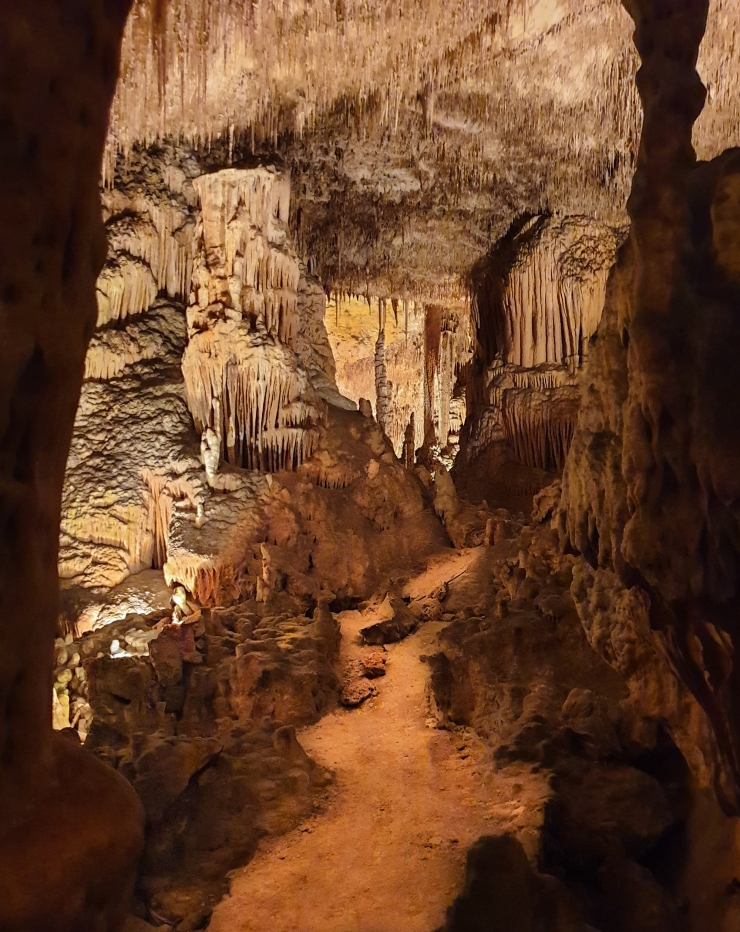 The Drach Caves Mallorca