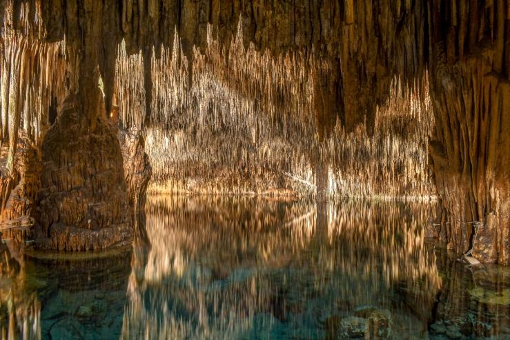 The Drach Caves Mallorca